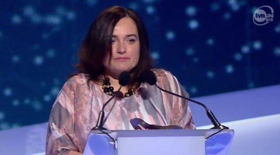 Dr Anita Kucharska-Dziedzic z prestiżową nagrodą