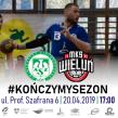 W Wielką Sobotę szczypiorniści pożegnają sezon ligowy z MKS Wieluń!