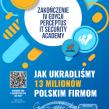 Zakończenie IV edycji Akademii Perceptus na UZ połączone z wykładem Niebezpiecznik.pl